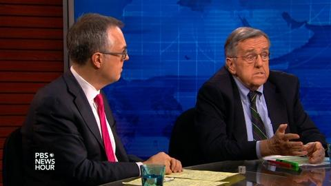 PBS NewsHour -- Shields and Gerson on Supreme Court's gay marriage decision