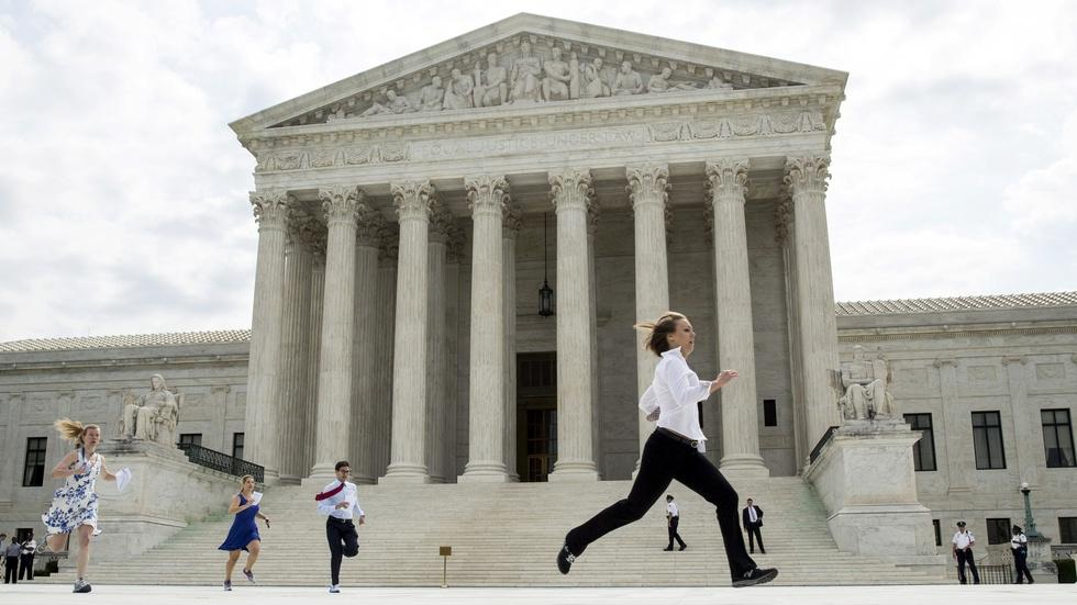 What lies ahead for the Supreme Court? image