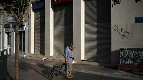 PBS NewsHour -- Uncertainty is certain as Greece grapples with debt crisis