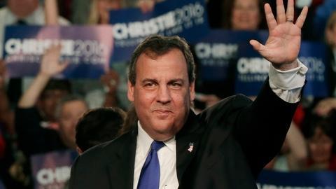 PBS NewsHour -- Chris Christie announces his candidacy for U.S. president