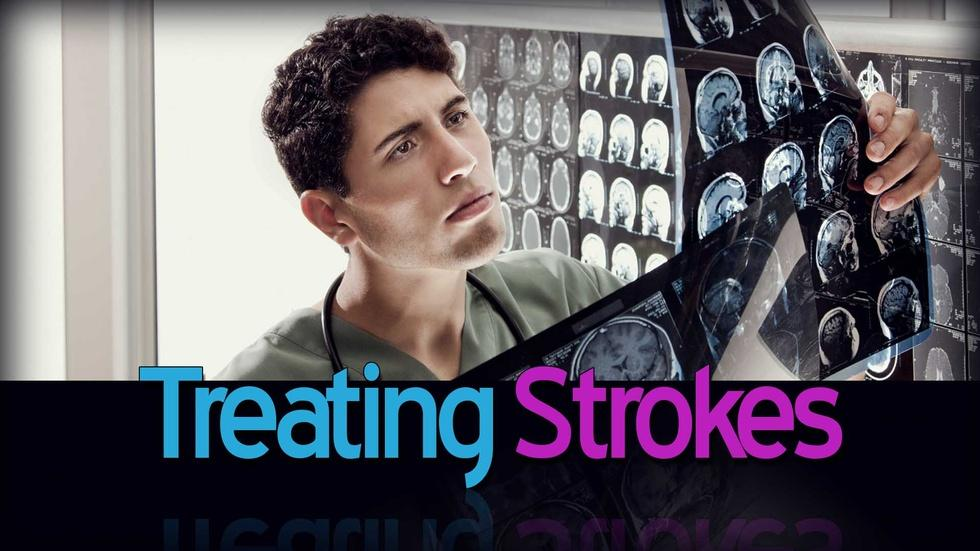 Brain stent offers new treatment option for stroke victims image