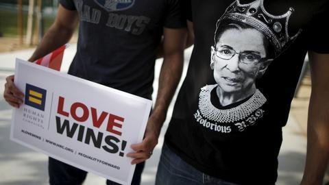 PBS NewsHour -- Some big liberal wins, but it's still a conservative court