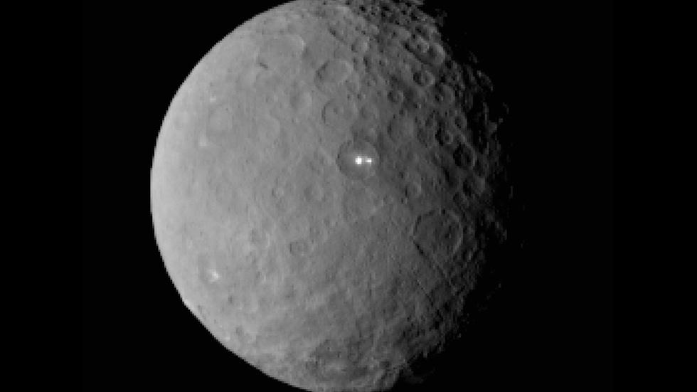 The unfolding detective story of dwarf planet Ceres image