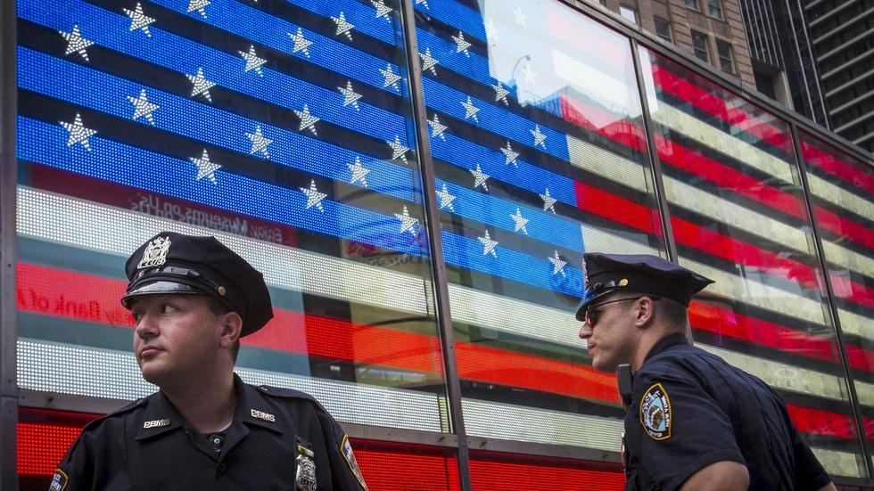 Law enforcement on alert for Fourth of July security threats image
