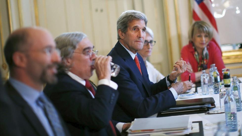 Negotiators race to meet deadline on Iran's nuclear program image