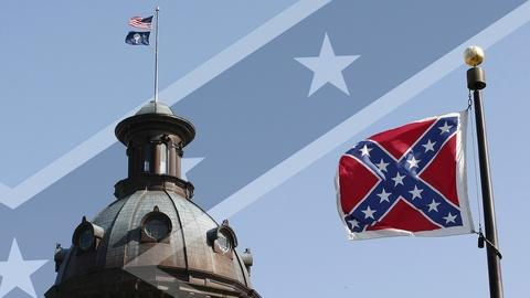 PBS NewsHour -- S.C. vote to remove Confederate flag echoes in Washington