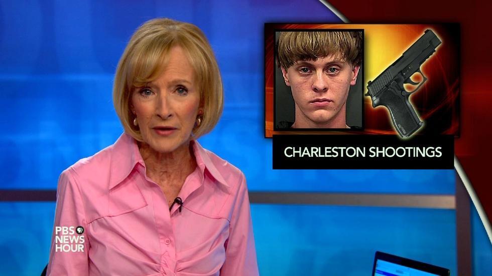 News Wrap: Dylann Roof gun background check missed arrest image