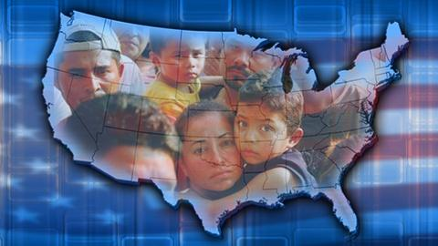 PBS NewsHour -- Truth vs. perception of crime rates for immigrants