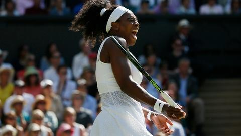 PBS NewsHour -- What a win at Wimbledon would mean for Serena Williams