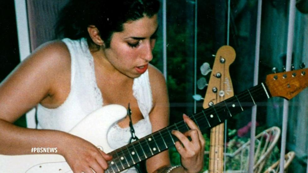 'Amy,' a portrait of a rare artist and a tragic downfall image