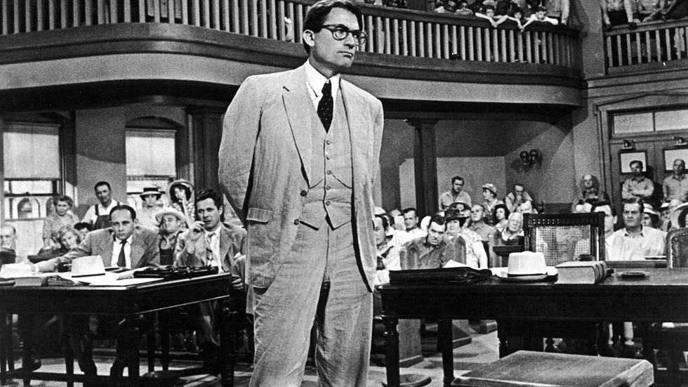 Harper Lee reveals dark side of Atticus Finch image