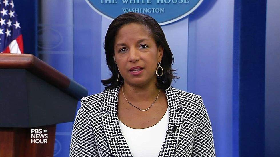 Rice: Nuclear deal is 'most comprehensive and effective' image