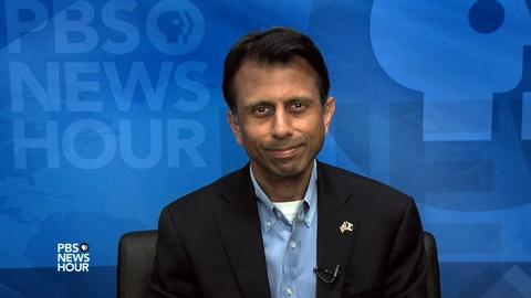 PBS NewsHour -- Democrats should oppose Iran deal, says Gov. Bobby Jindal