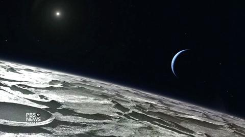 PBS NewsHour -- Pluto, underdog of the solar system, finally gets its day