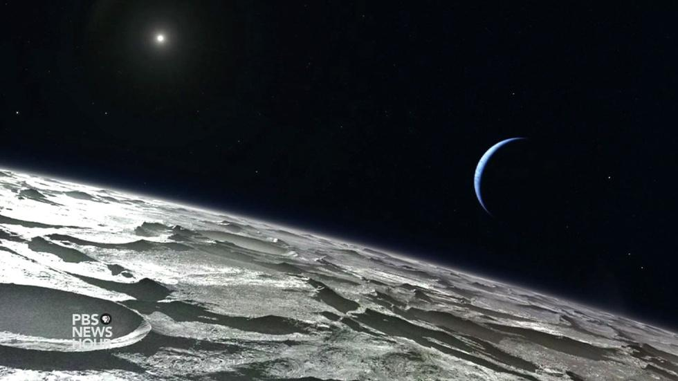 Pluto, underdog of the solar system, finally gets its day image