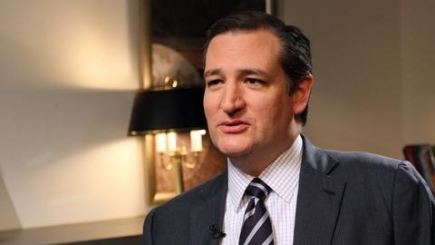 PBS NewsHour -- Cruz: Any president worth his salt would overturn Iran deal