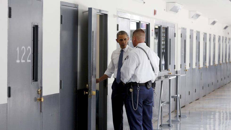 Criminal justice reform gains bipartisan momentum image
