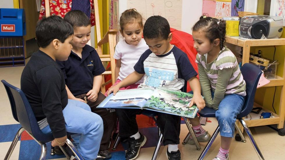 Study: Good social skills shape kids into successful adults image
