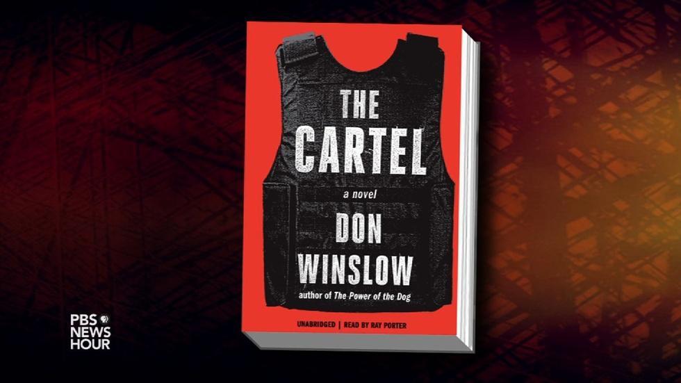 Crime novelist of 'The Cartel' calls for end to war on drugs image