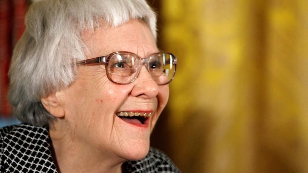 Viewers sound off on plot twist in Harper Lee's new novel image