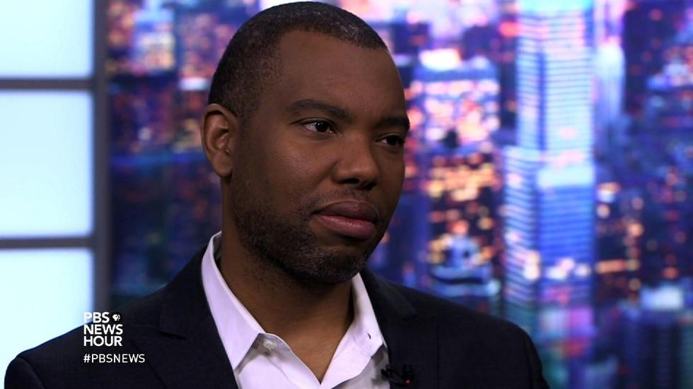 Ta-Nehisi Coates on history's burden for African-Americans image