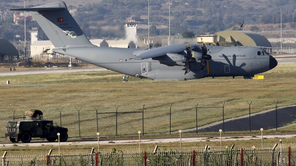 What does Turkey's new military action against ISIS mean? image