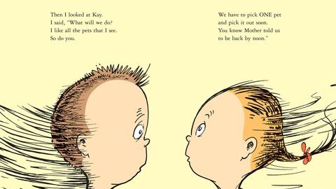 PBS NewsHour -- How Dr. Seuss's publisher helped finish a forgotten book