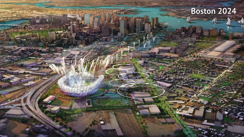 Why hosting the Olympics may not be a golden opportunity image