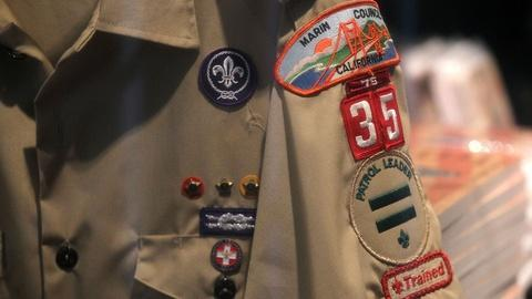 PBS NewsHour -- What dropping the ban on gay leaders means for Boy Scouts