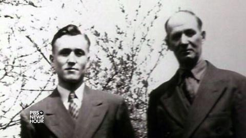 PBS NewsHour -- How a student history project reunited a family
