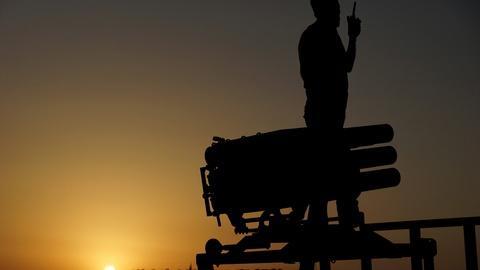 PBS NewsHour -- Rebel commander: U.S. calling in strikes on ground in Syria