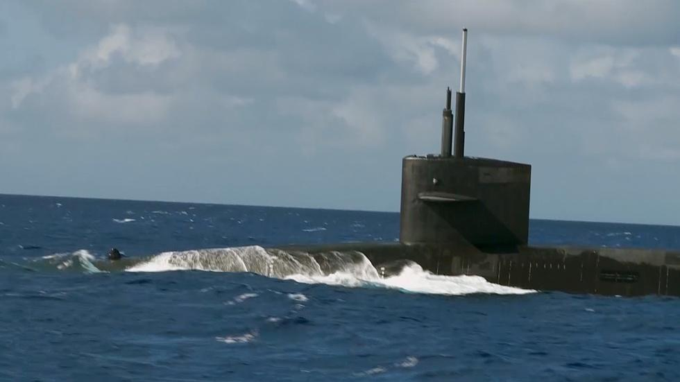 Top Navy commander: U.S. uses nuclear subs to deter foes image