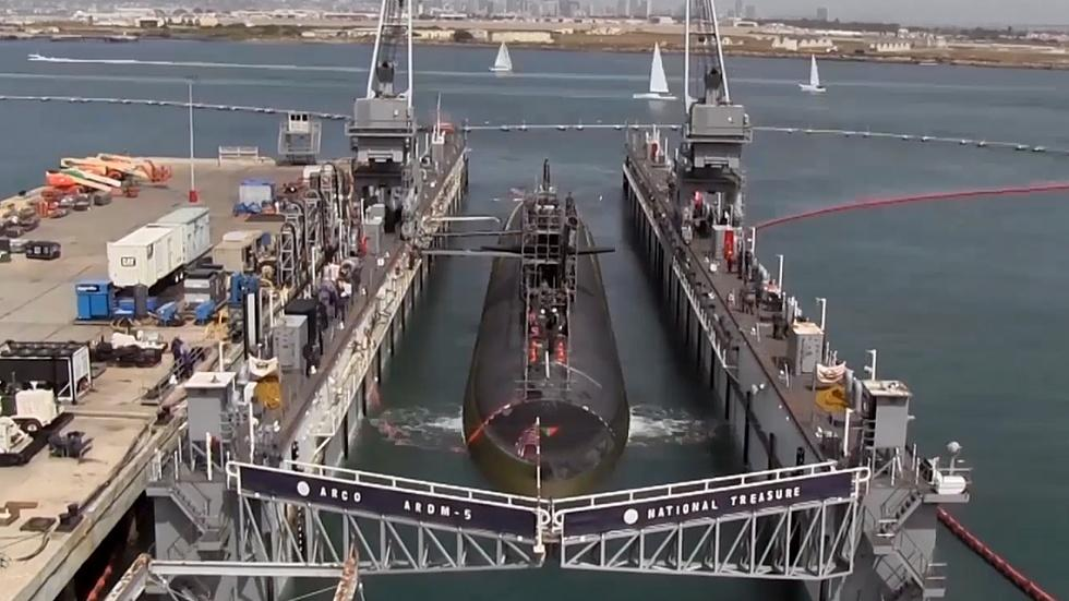 Can U.S. afford plan to buy 12 nuclear-armed subs? image