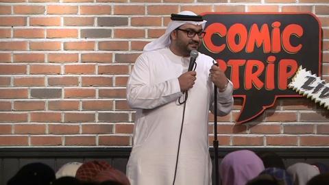 PBS NewsHour -- NYC comedy fest debunks Muslim stereotypes