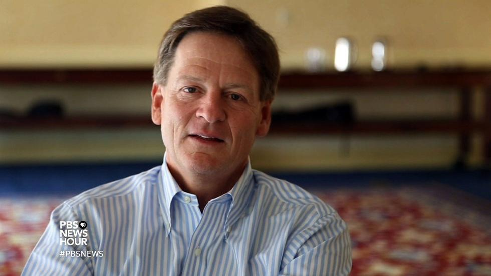 Author Michael Lewis on what execs and elites often overlook image