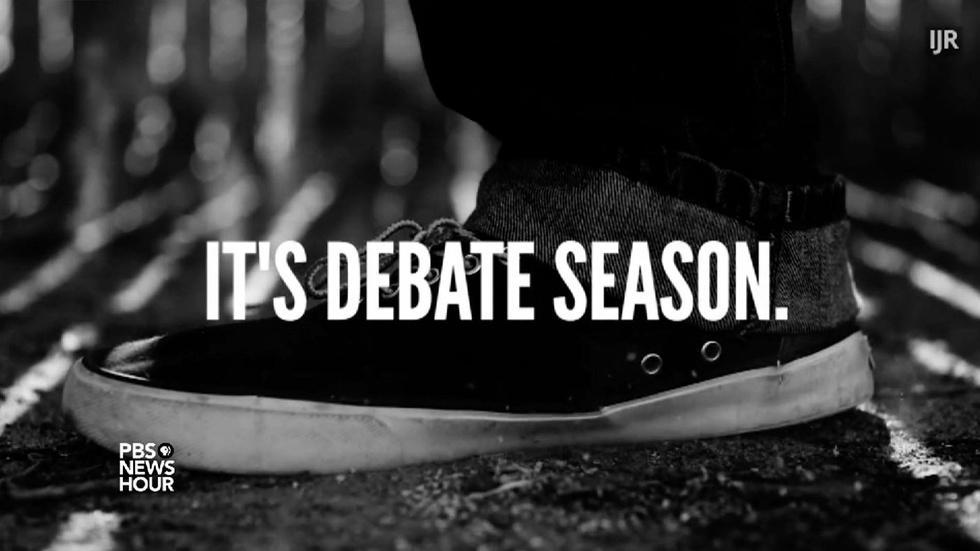 Republican candidates share debate prep rituals image