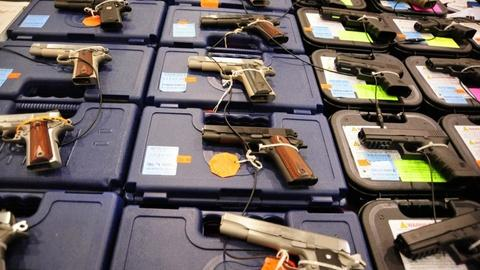 PBS NewsHour -- NRA-backed bill aims to keep guns from the mentally ill