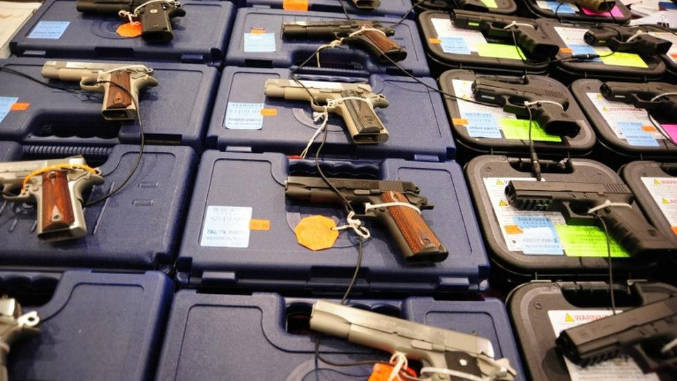 NRA-backed bill aims to keep guns from the mentally ill image