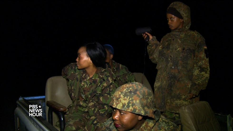 All-women team goes on the hunt for poachers in South Africa image