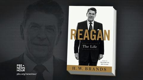 PBS NewsHour -- Understanding the two sides of Ronald Reagan