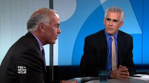 PBS NewsHour -- Brooks and Corn on Cuba as campaign issue