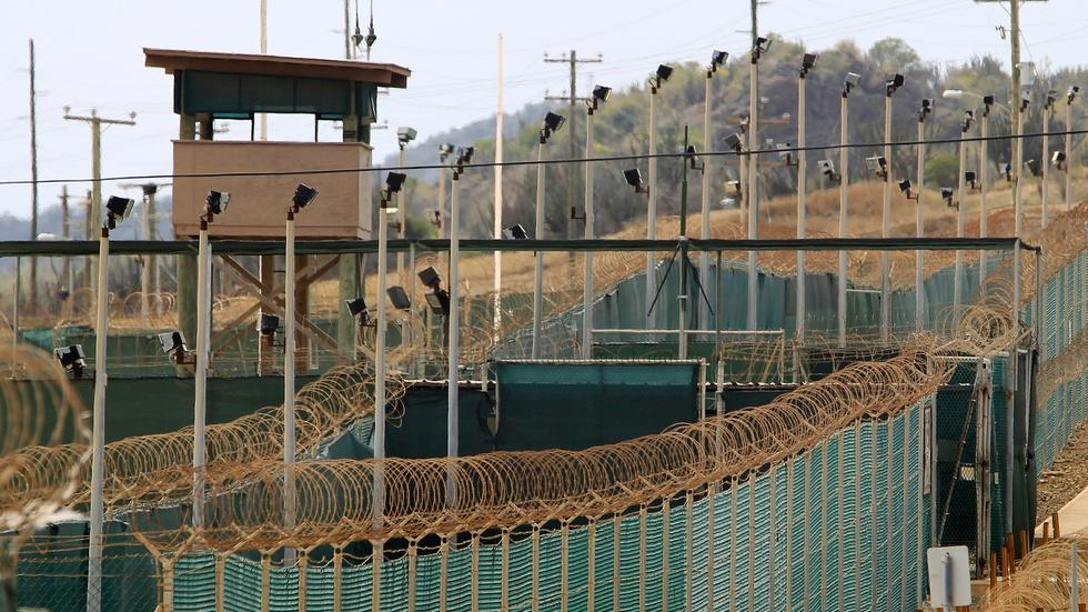 U.S. to block release of Guantanamo Bay detainee image