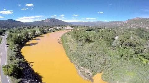 PBS NewsHour -- Toxic spill causes hardship for the Navajo farmers, ranchers