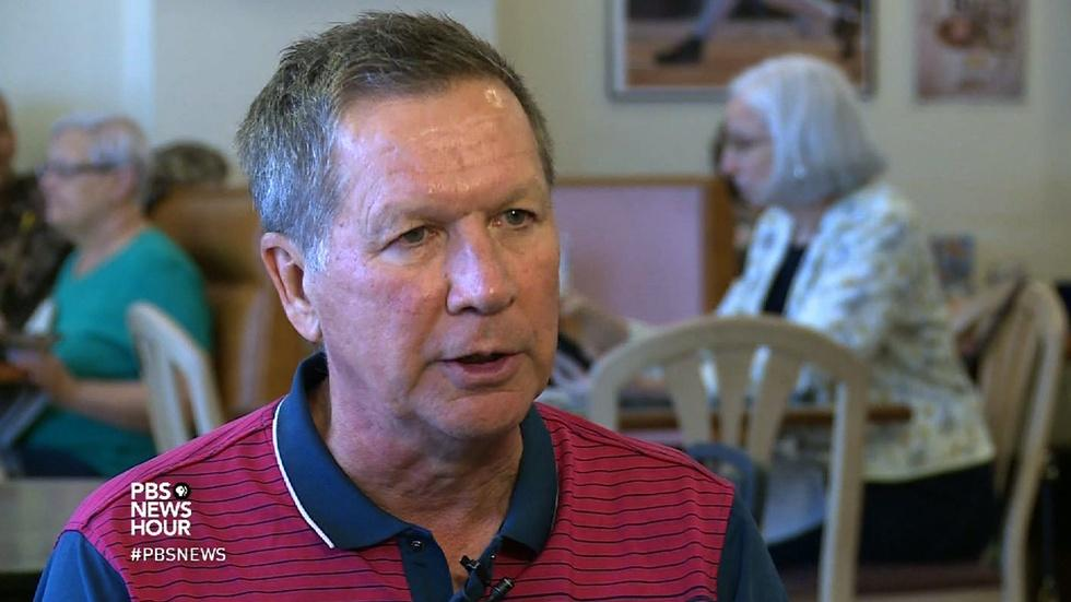 John Kasich on immigration, Islamic State and helping others image