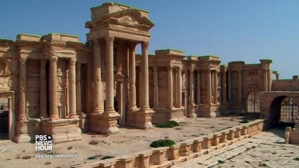 Destroy, sell, hide: How Islamic State exploits antiquities image