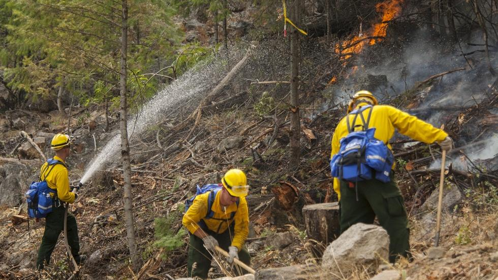 Why U.S. is asking Canada, Australia for firefighting help image