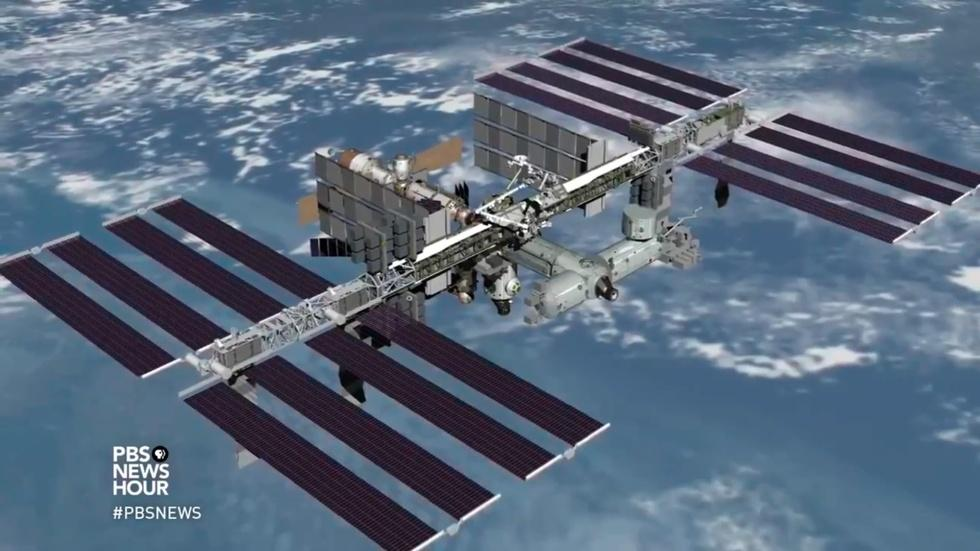 Will 3D printing in space allow us to build new worlds? image
