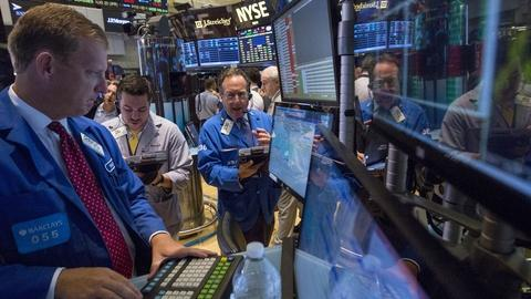 PBS NewsHour -- Will Wall Street's rough week prove an overdue correction?