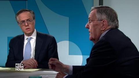 PBS NewsHour -- Shields and Gerson on Trump's immigration politics