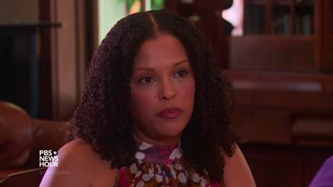 PBS NewsHour -- Writer Jesmyn Ward reflects on survival since Katrina